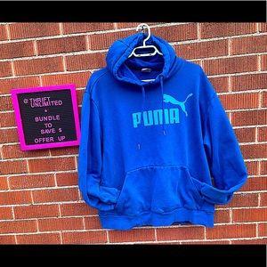 Super cute PUMA hoodie like new